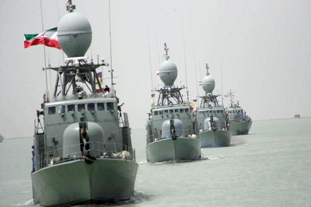 kapal Iran