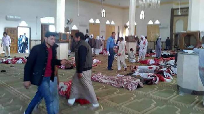 Teror Mesir