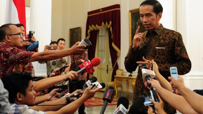 Jokowi dan Palestina