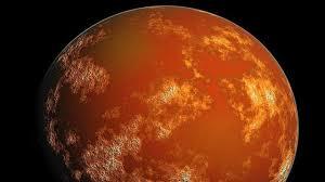 planet merah