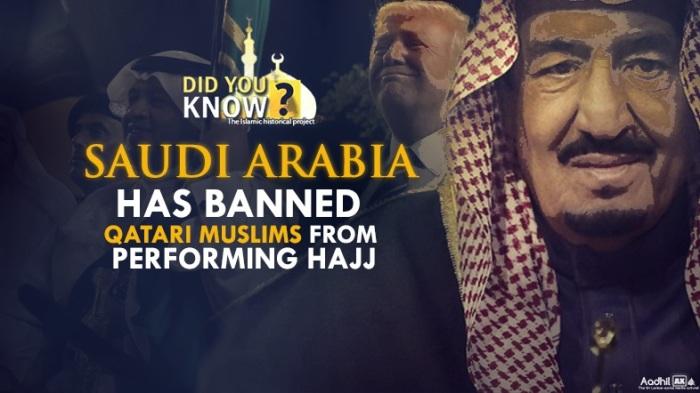 Qatar dilarang Haji.jpg