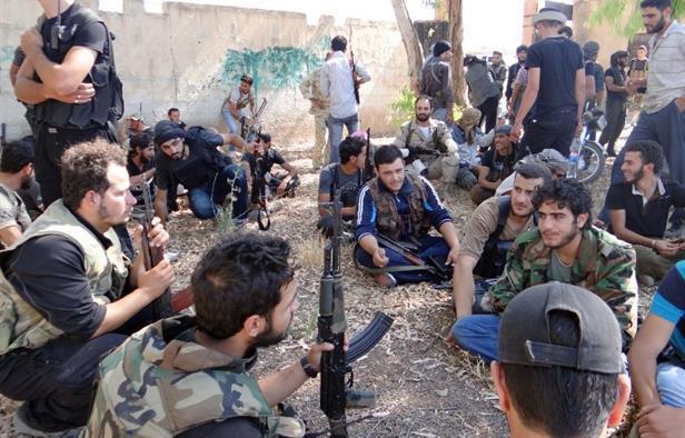 Milisi dan Faksi Salafi-Jihadi Suria