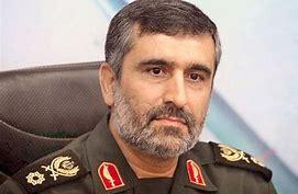 Brigjen Amir Ali Hajizadeh