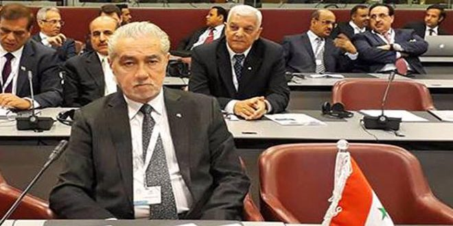 Najdat Anzour - Wakil Ketua Majelis Rakyat Suriah