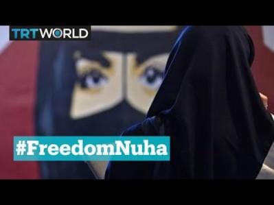 Nuha al Balawi Aktivis Saudi di Tahan