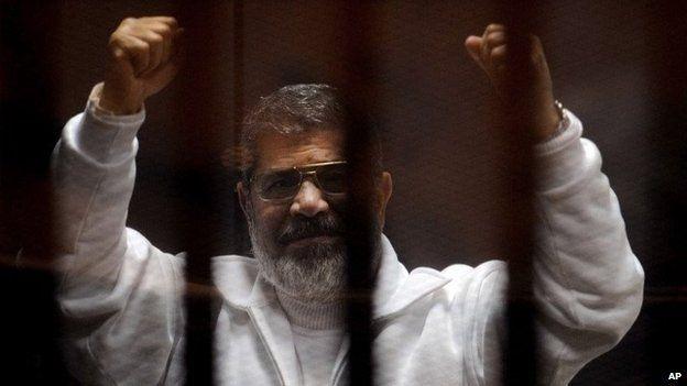 Presiden Mesir Mohamed Morsi