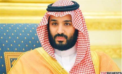 Putra Mahkota Arab Saudi, Pangeran Muhammad bin Salman