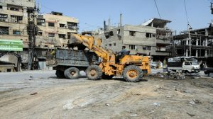 Rehabilitasi Infrastruktur Ghouta Timur Suriah.jpg