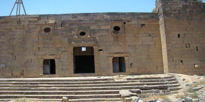 Banyak Arkeologi Kuno Sururiah Rusak semana Perang.jpg