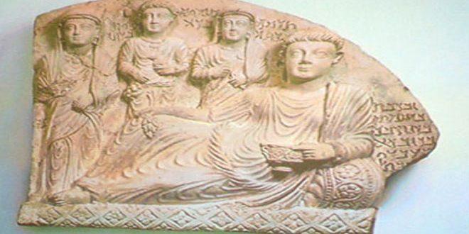 Pencurian Barang Antik Arkeologi Kuno dari Suriah Semasa Perang.jpg