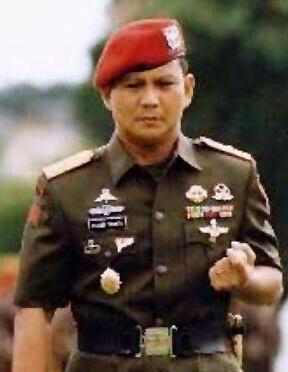 Prabowo Subianto dan Isu Kudeta
