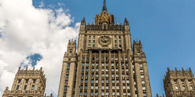 Rusia - Tuduhan Tentang  Senjata Kimia di Ghouta adalah Upaya melindungi Teroris.jpg
