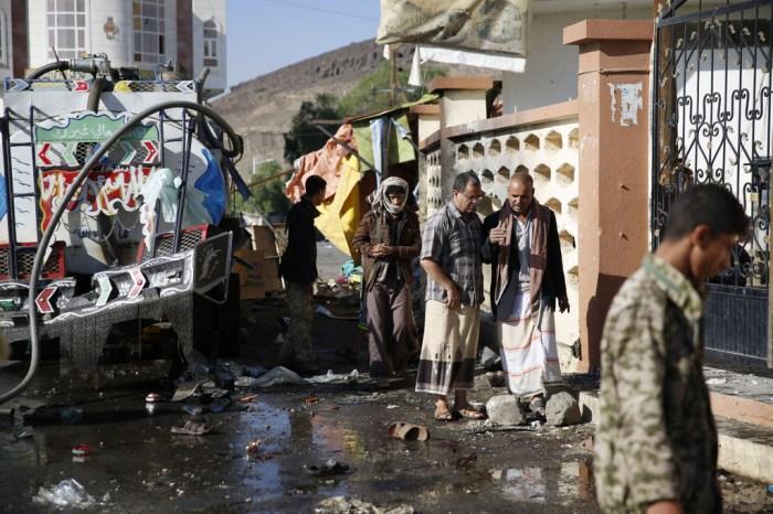 Serangan Saudi ke Pesta Perkawinan di Yaman Menwaskan 50 orang lebih.jpg