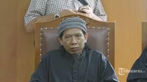 Sidang Aman Abdurrahman di PN Jaksel