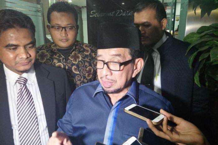 Ketua Majelis Syuro PKS, Salim Aljufri.jpg