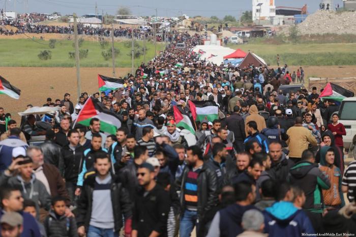Ledakan di Gaza Menyusul Puncak Great March of Return.jpg