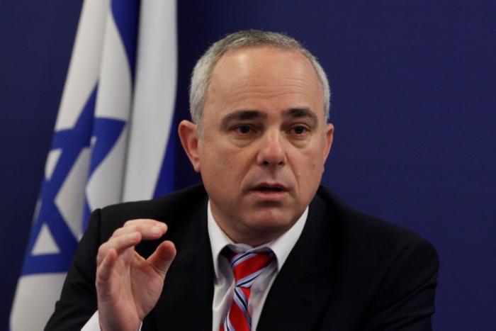 Menteri kabinet keamanan Israel, Yuval Steinitz.jpg