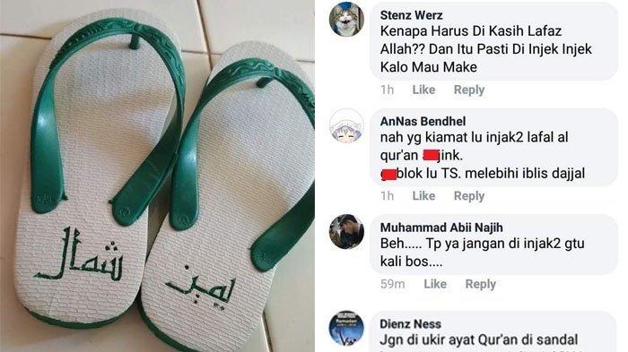 Sandal Arab