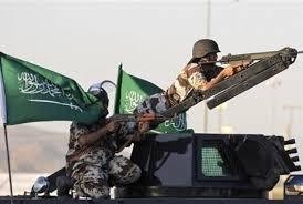 senjata saudi