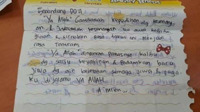 surat Teroris