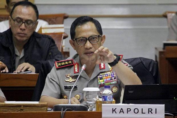 Jendral Tito Karnavian Akar Ideologi Terorisme Masti Dimatikan