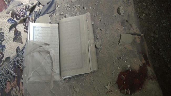 Serangan Saudi di Amran.jpg