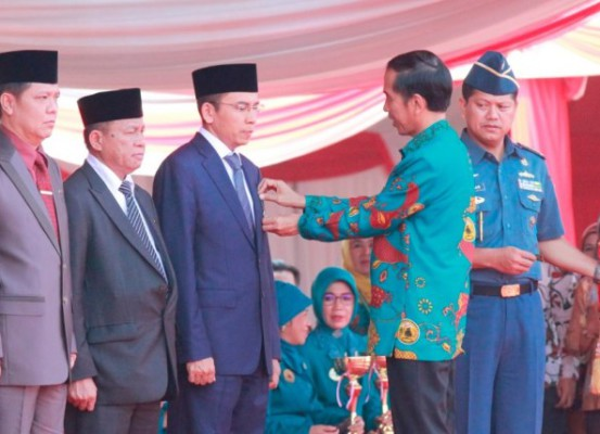 TGB - Jokowi