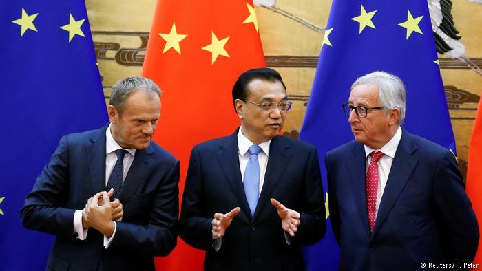 Eropa dan Cina