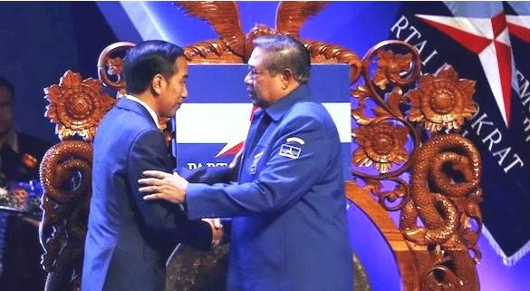 Jokowi - SBY