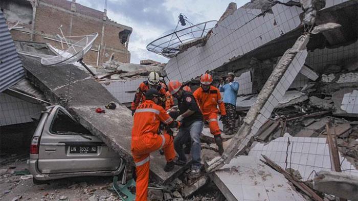 Korban Gempa Palu