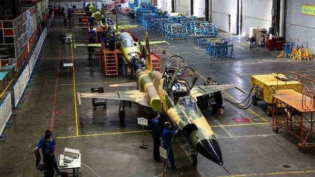 Kowsar interceptor jet