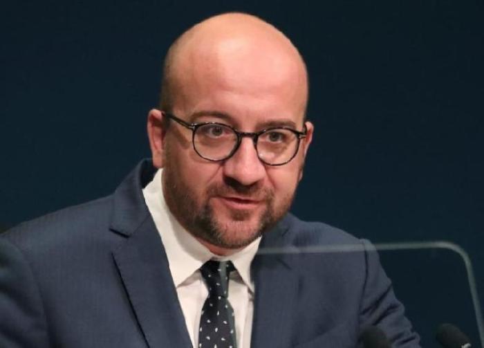 Perdana Menteri Belgia, Charles Michel