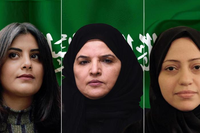 aktivis wanita saudi